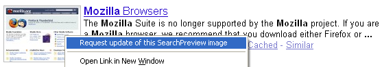 Windows 8 SearchPreview full